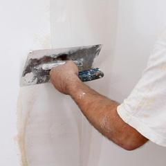Sérült falfelület helyreállítása